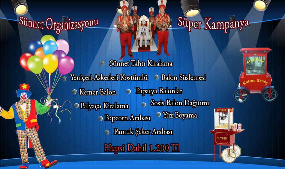 sünnet düğün kampanyası