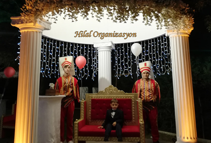 kiralık taht yeniçeri organizasyonu